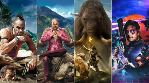 Jogos da franquia Far Cry estão em promoção na PSN