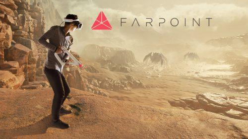 Farpoint: Veja como é jogar um FPS no PlayStation VR