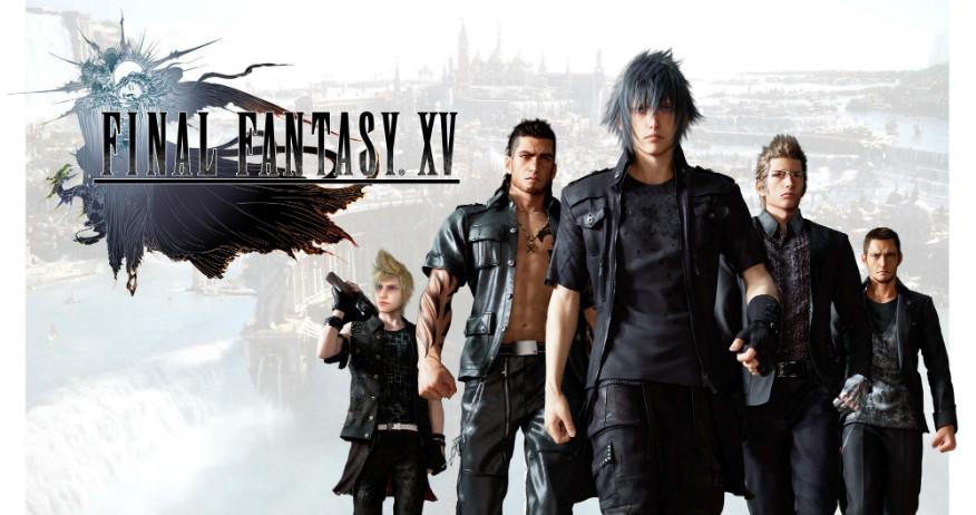 Lojas brasileiras venderão edições especias de Final Fantasy XV
