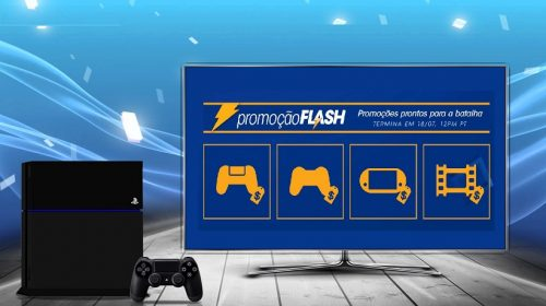 Flash Sale na PSN oferece até 80% de descontos; confira