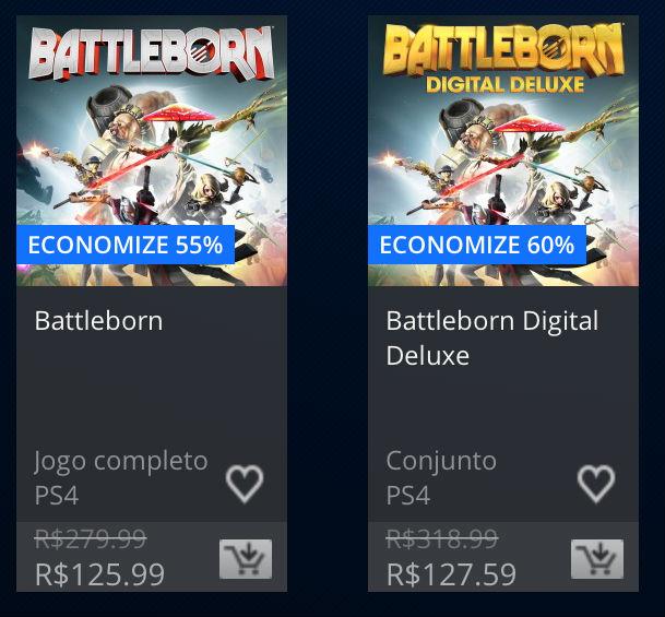 Flash Sale_battleborn