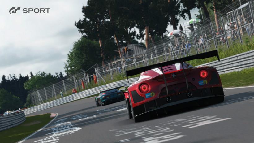 Gran Turismo Sport acelera em 4K e 60 FPS no PlayStation Pro