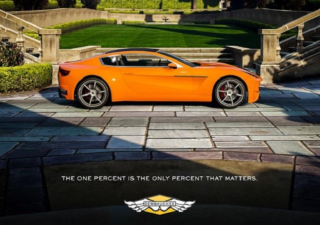 Conheça Dewbauchee Seven-70, novo carro de GTA V online