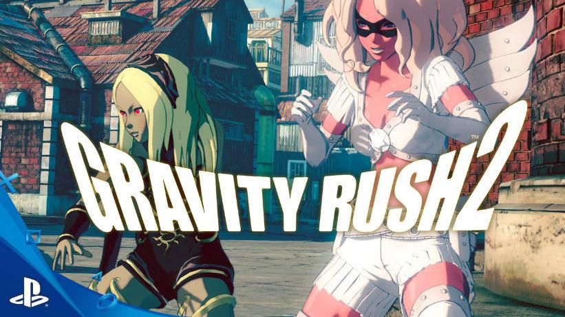 Gravity Rush 2 recebe data de lançamento e novo trailer