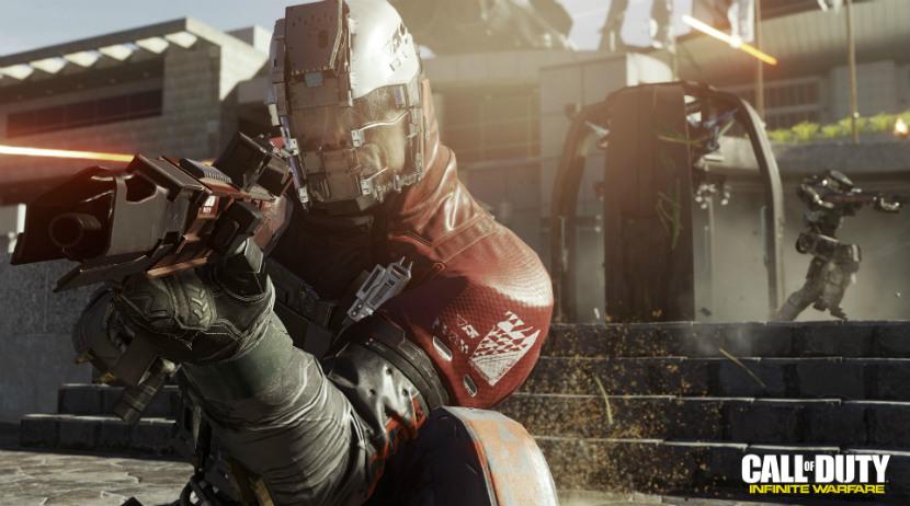 13 minutos de gameplay de CoD: Infinite Warfare