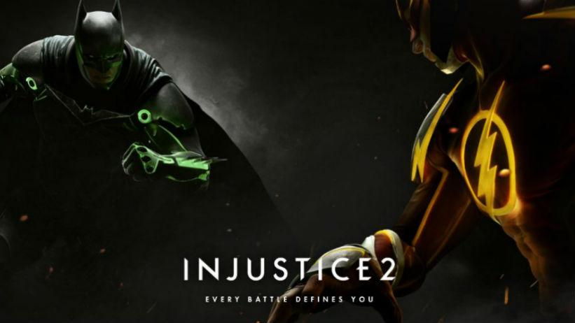 [Rumor] Data de lançamento de Injustice 2 é supostamente revelada