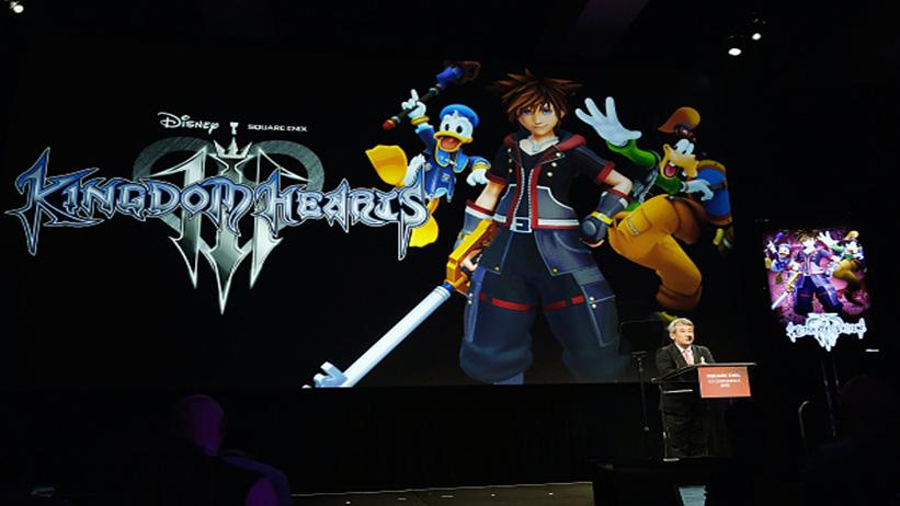 Diretor explica ausência de Kingdom Hearts III na E3 2016