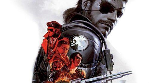 [Rumor] Edição definitiva de Metal Gear Solid V chegando