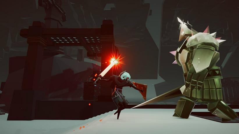 Adiado, Necropolis chegará ao PS4 até o fim de setembro