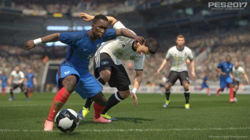 Pro Evolution Soccer 2017 está em pré-venda na PlayStation Store