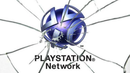 PSN passa por manutenção no momento, Sony investiga