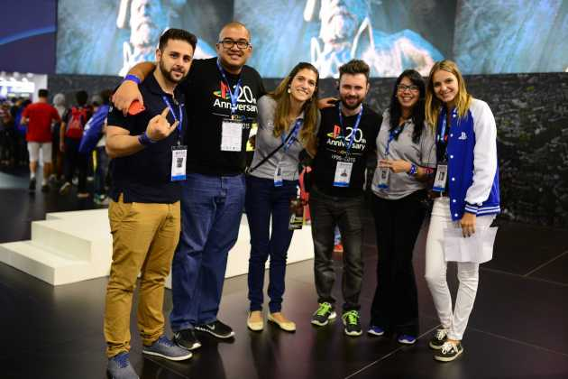 PlayStation na Brasil Game Show 2016: empresa confirma participação 3