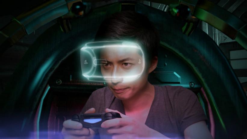 Sony divulga novo trailer do PlayStation VR