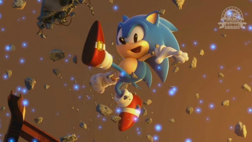 SEGA anuncia Project Sonic 2017 para PS4