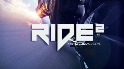 Ride 2 tem data de lançamento confirmada
