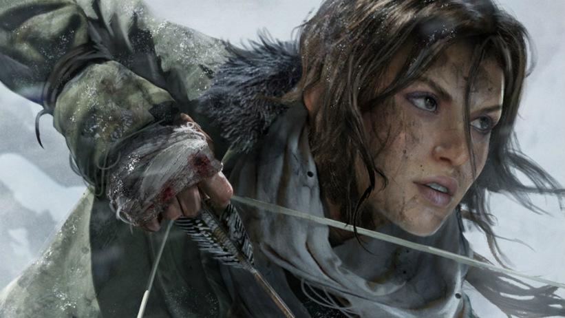 Rise of the Tomb Raider: modo Endurance em ação no PS4