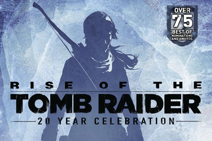 Rise of the Tomb Raider é anunciado oficialmente para PS4