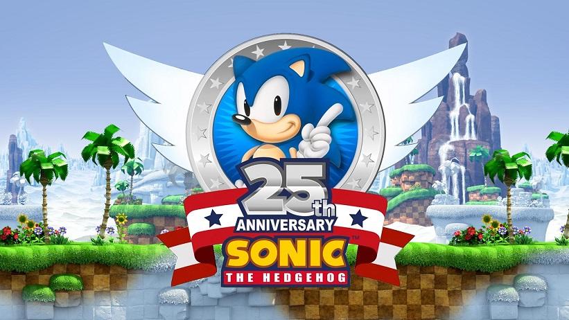 Nostalgia! Sonic está de volta com nova aventura em 2D