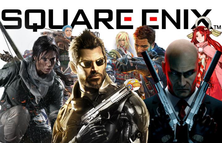 Square Enix revela seu line-up para GamesCom 2016
