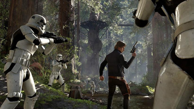 Novo game de Star Wars terá influências de Uncharted