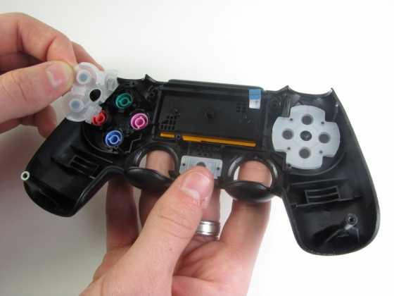 Como trocar os botões e analógicos do DualShock 4 19