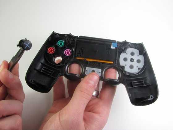 Como trocar os botões e analógicos do DualShock 4 20