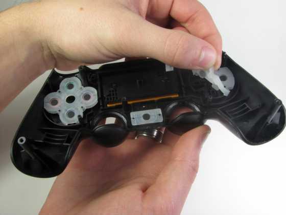 Como trocar os botões e analógicos do DualShock 4 23