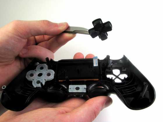 Como trocar os botões e analógicos do DualShock 4 21