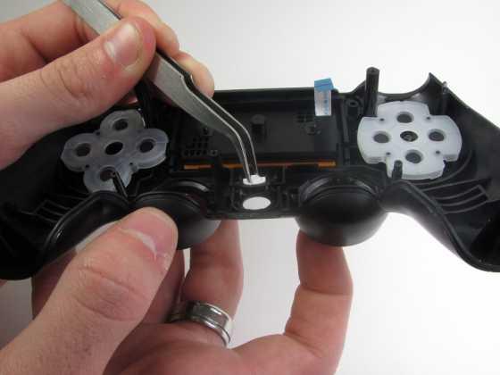 Como trocar os botões e analógicos do DualShock 4 26