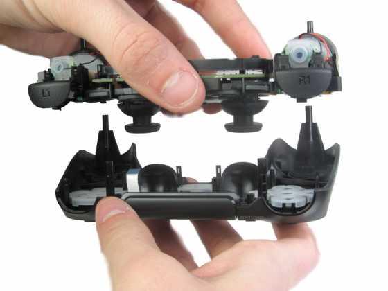 Como trocar os botões e analógicos do DualShock 4 15
