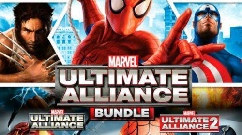 Marvel: Ultimate Alliance com novos trailers para relançamento