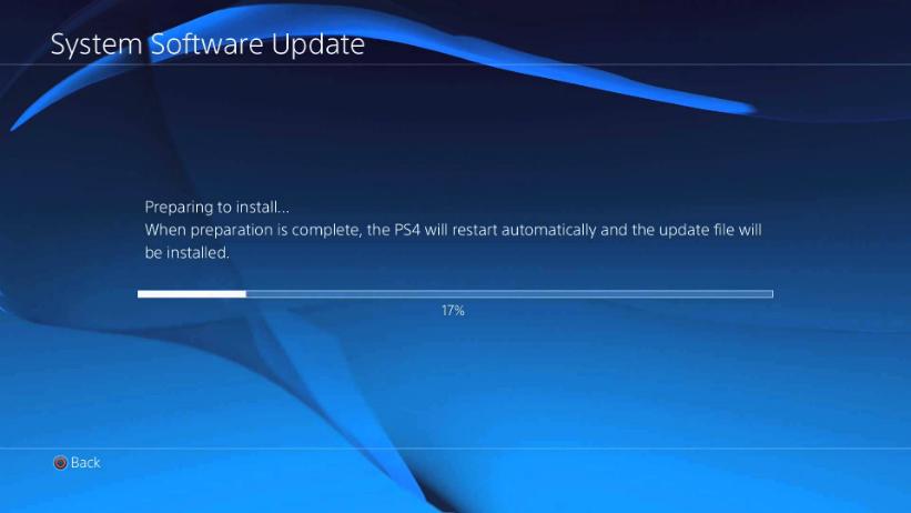 Sony prepara o Update 4.0 para PS4; Veja como testar!