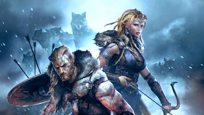 Vikings: Wolves of Midgard é anunciado para PS4