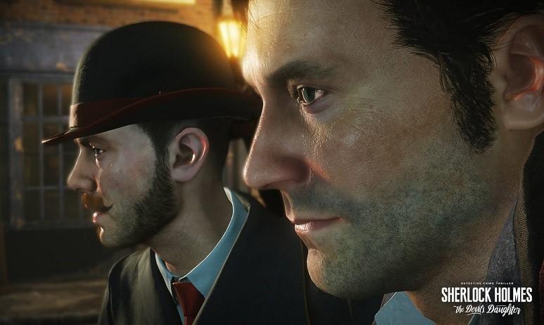Sherlock Holmes: The Devil's Daughter adiado nos consoles
