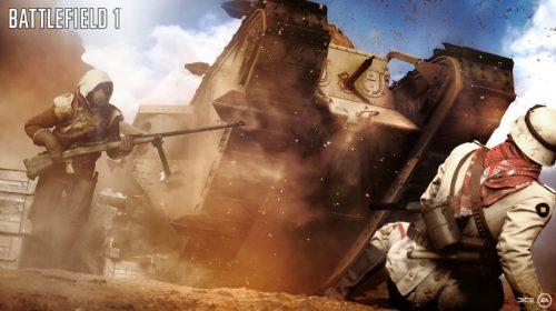 Battlefield 1 – Novo mini-teaser mostra detalhes da campanha