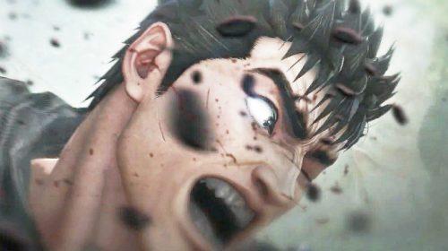 Novo trailer Berserk mostra Guts