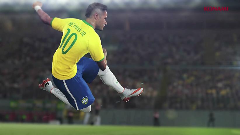 Konami diz: Brasil é o principal mercado para o PES no mundo