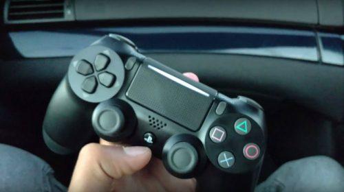 DualShock 4 do PS4 Slim tem uma lightbar adicional, confira