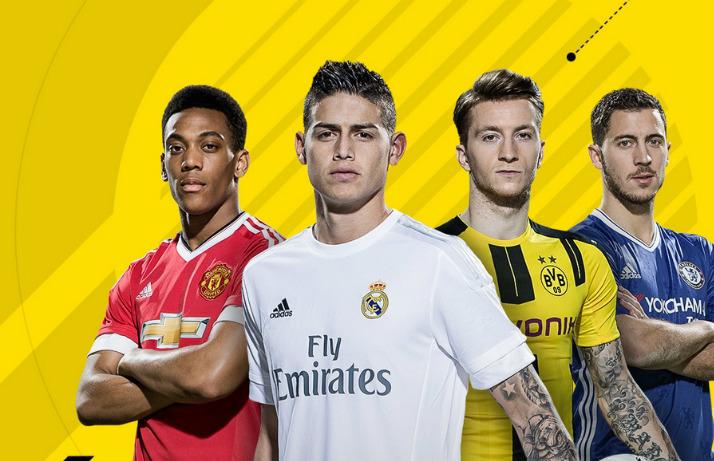Notas que FIFA 17 vem recebendo; recordes de vendas