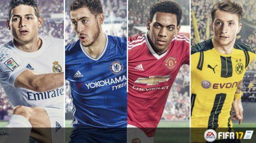 FUT terá partidas offline contra amigos no FIFA 17