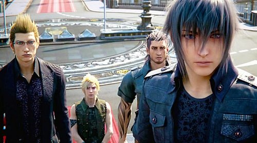 Final Fantasy XV ocupará mais de 45 GB no PlayStation 4