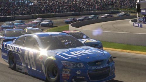 Com foco no online, NASCAR Heat Evolution chega em breve ao PS4