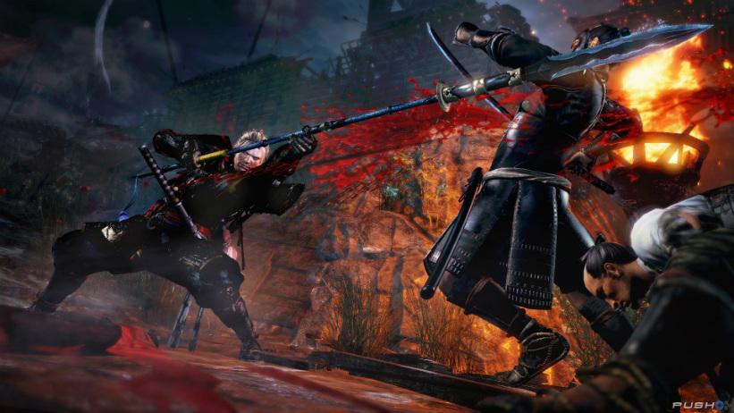 Inspirado em Dark Souls, NiOh promete conquistar os jogadores