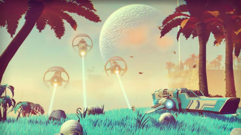 Hello Games explica o que No Man's Sky NÃO é