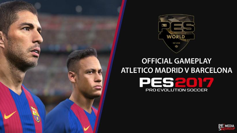 PES 2017: Enxurrada de gameplays mostram potencial do game