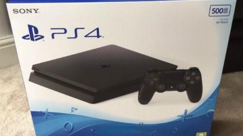 [Vídeo] Veja unboxing do PS4 Slim e todos seus detalhes