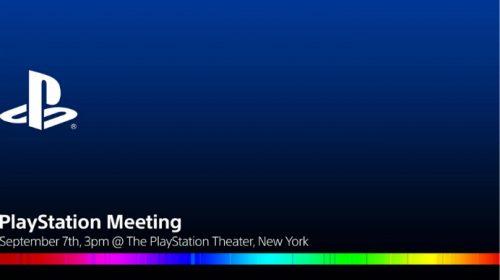 PlayStation Meeting acontecerá amanhã, veja como assistir
