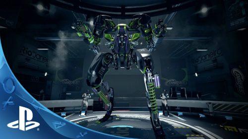 RIGS é lançado para o PlayStation VR; assista ao trailer