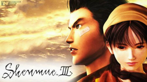 Diretor de Shenmue original está trabalhando em Shenmue 3