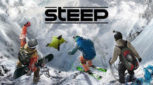 Steep, jogo de Snowboard da Ubisoft, recebe data lançamento